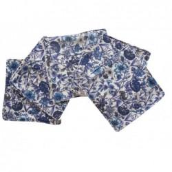 Lingettes chardons bleus